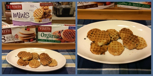 Van's Natural Waffles