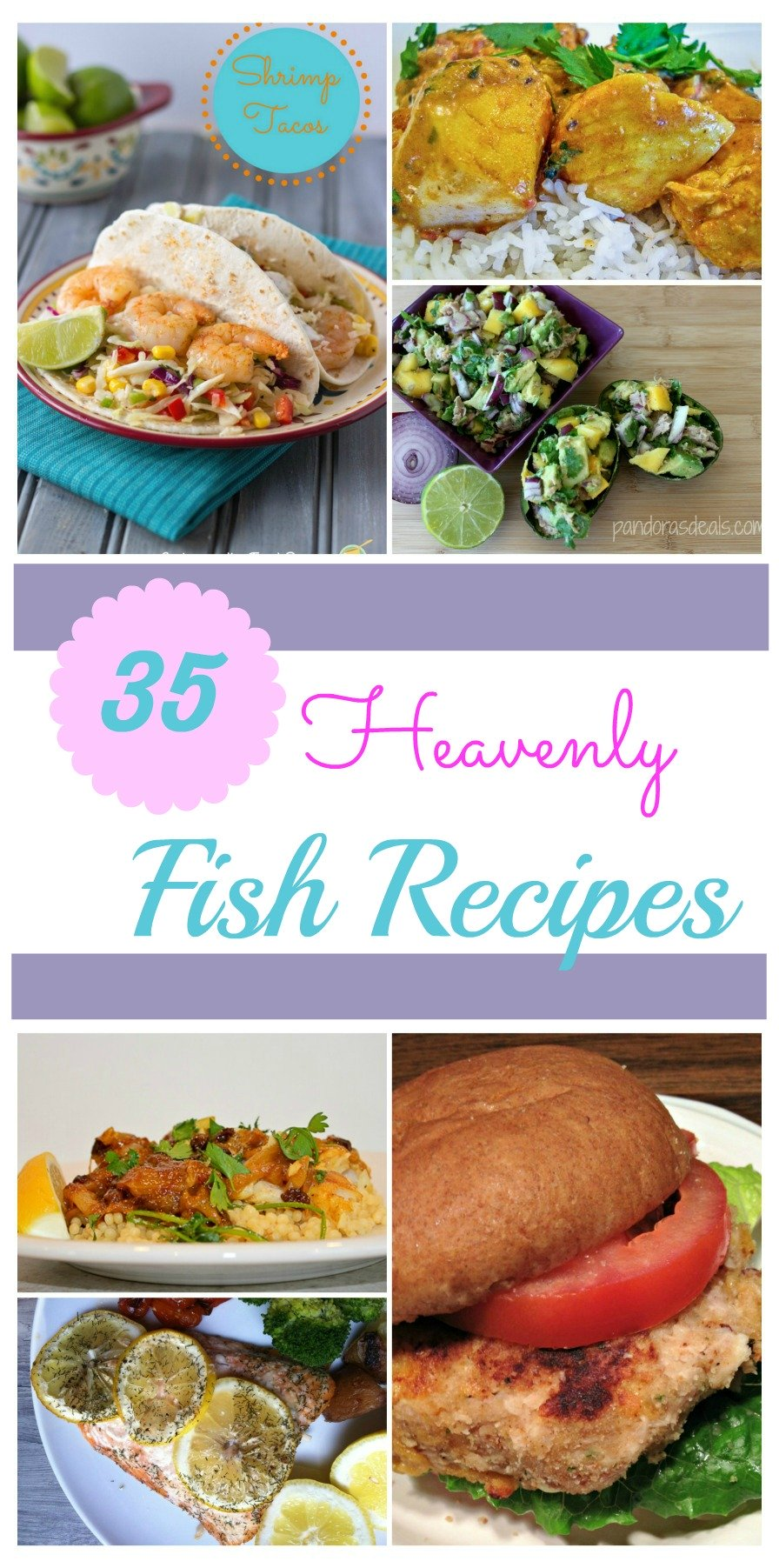 Looking for some delicious fish recipes? Check out round up of 35 heavenly fish recipes here!