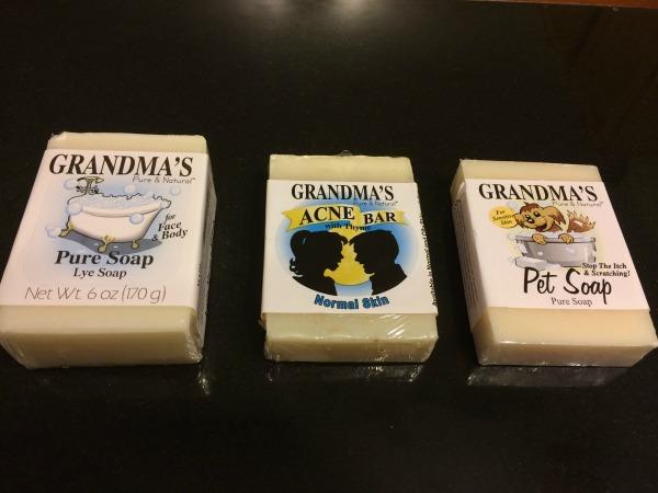 Grandma's Lye Soap Review