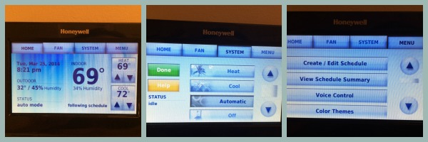 Honeywell Wi-Fi Smart Thermostat with Voice Control Review 1