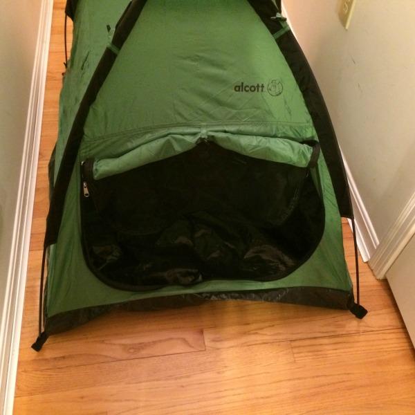 Pup Tent 2