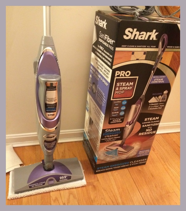 Shark Pro Steam & Spray Mop: Overall