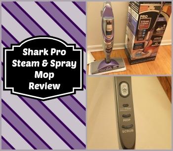 Shark Pro Steam & Spray Mop Review