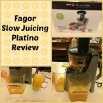 Slow Juicer Platino