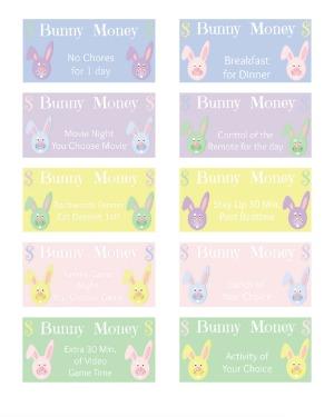 bunny-money feature