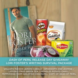 Dash of Peril Release Day Giveaway