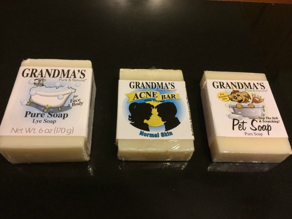 Grandma's Lye Soap Review