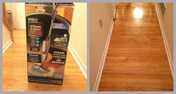 shark pro steam & spray mop review |