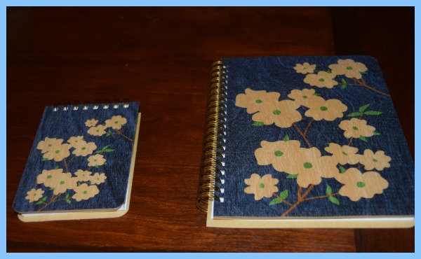 Denim Notebook