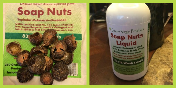 Green Virgin Soap Nuts