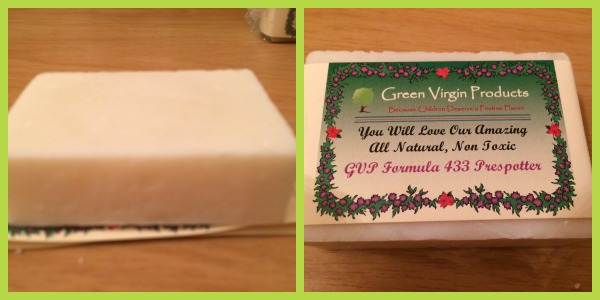 Green Virgin Soap