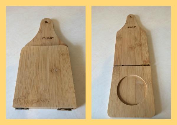 IMUSA Bamboo Tostonera 2