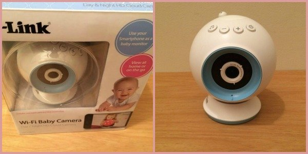 D-Link Wi-Fi Baby Camera 2