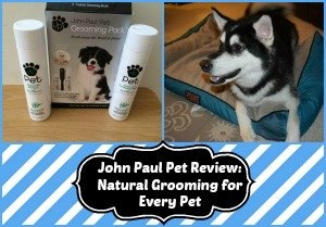 John Paul Pet Review Natural Grooming for Every Pet