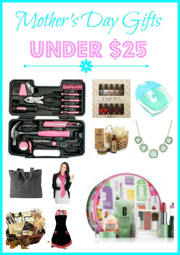 Mother's Day Under $25
