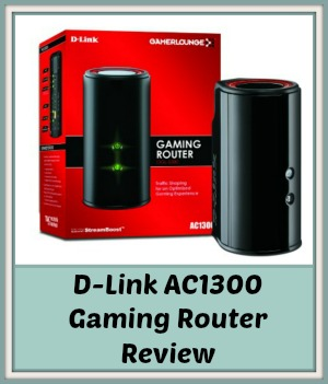 DLINK Gaming Router 2
