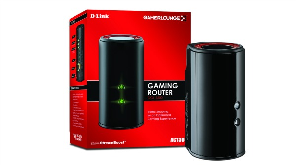 GamingRouter with box