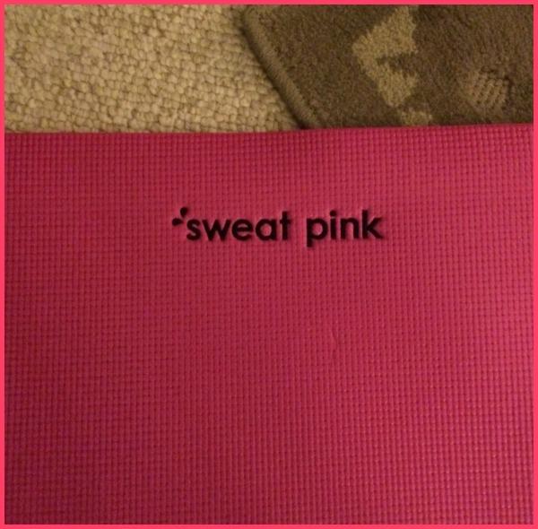 Sweat Pink 2