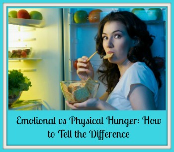 Emotional vs Physical Hunger: How to Tell the Difference