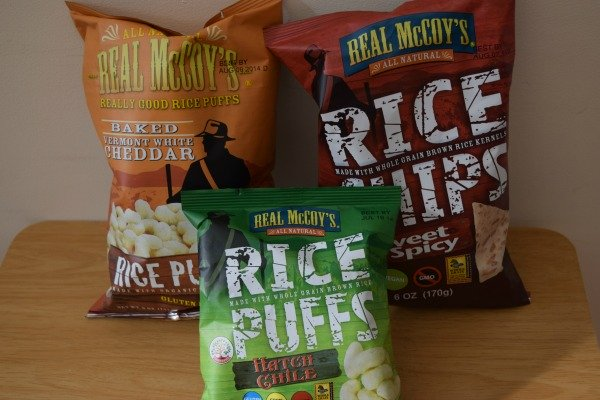 Real McCoy Chips bags