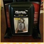 Masterlock Storage Security Key Safe Review & Giveaway