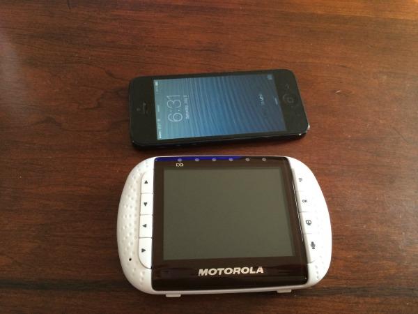 Motorola Baby Monitor 3