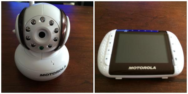 Motorola Baby Monitor 4