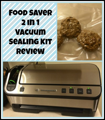 Food Saver 2 in 1 Vacuum Sealing Kit Review