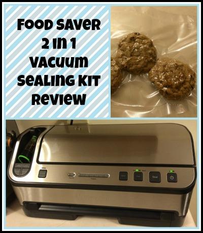 Food Saver 2 in 1 Vacuum Sealing Kit Review