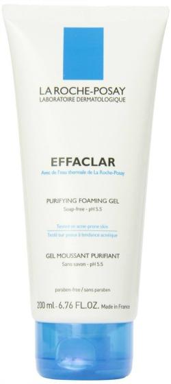 La-Roche-Posay-Effaclar-Purifying-Foaming-Gel-Cleanser
