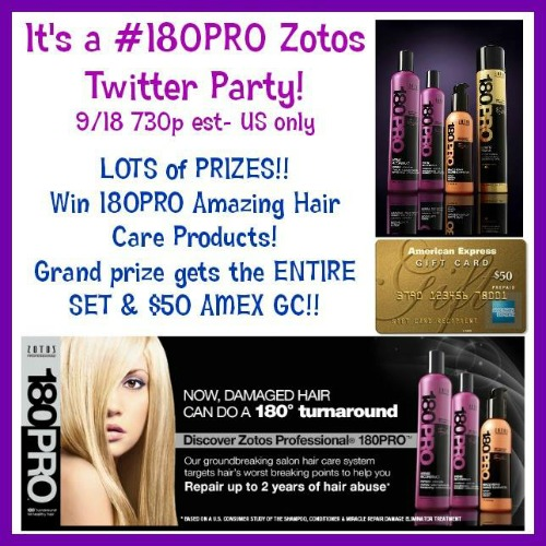 180Pro twitter party button