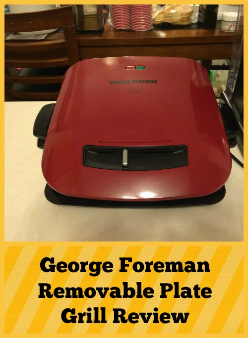 George foreman removable plate grill review - George foreman replacement grill plates ...