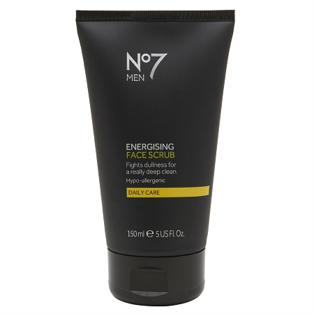 Boots No7 Mens Face Scrub