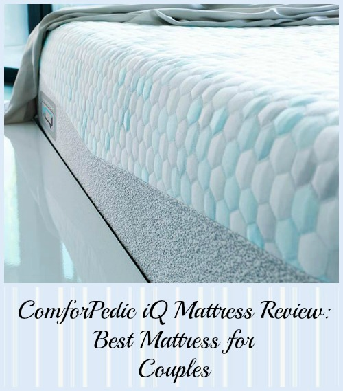 ComforPedic iQ™ Mattress 3