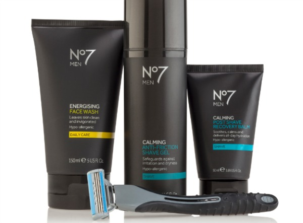 no7 mens kit