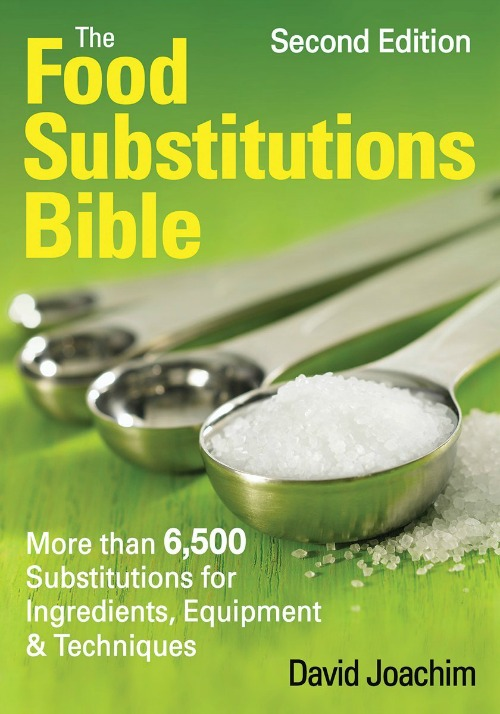Food Substitution Bible