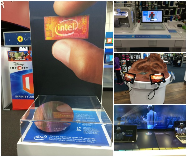 Intel Experience 1