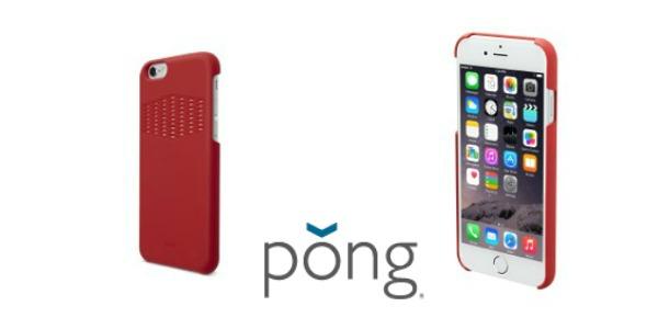 Pong Case