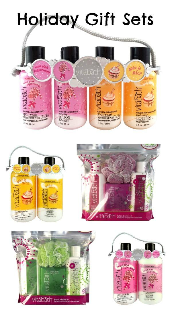 Vitabath gift set 1