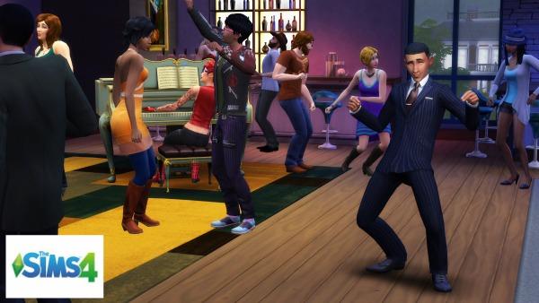 president dance sims 4