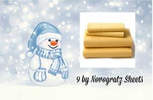 9 by Novogratz Sheets