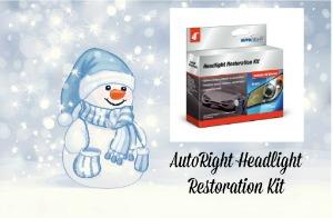 AutoRight Headlight Restoration Kit