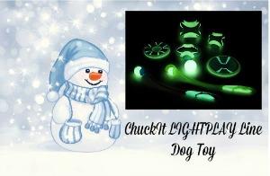 ChuckIt LIGHTPLAY Line Dog Toy