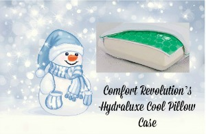 Comfort Revolution's Hydraluxe Cool Pillow Case