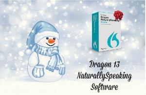 Dragon 13 NaturallySpeaking Software