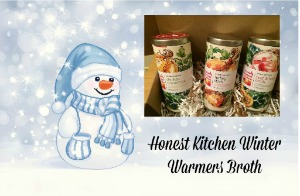 Honest Kitchen Winter Warmers Broth
