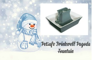 Petsafe Drinkwell Pagoda Fountain