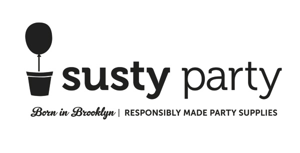 Susty Party Logo