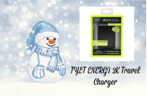 TYLT ENERGI 2K Travel Charger