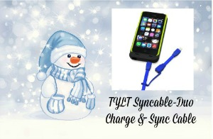 TYLT Syncable-Duo Charge & Sync Cable